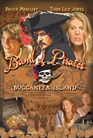 Band of Pirates DVD Family Cover