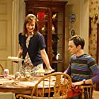 Laurie Metcalf and Jim Parsons in The Big Bang Theory (2007)