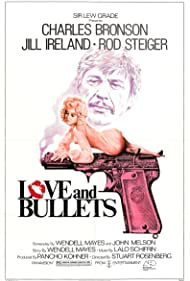 Charles Bronson and Jill Ireland in Love and Bullets (1979)