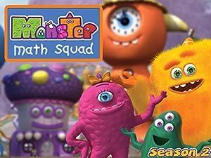 Monster Math Squad | awwrated | 你的 Netflix 避雷好幫手!