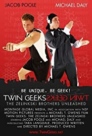 Twin Geeks: The Zelinski Brothers Unleashed Poster