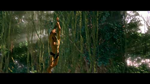Tarzan and Jane face a mercenary army dispatched by the evil CEO of Greystoke Energies, a man who took over the company from Tarzan's parents, after they died in a plane crash in the African jungle.