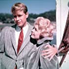 """Troy Donahue and Sandra Dee in """"Summer Place"""" 1959 Warner"""
