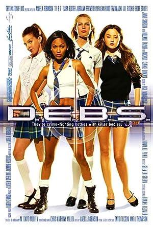 D.E.B.S. Poster Image