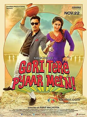 مشاهدة فيلم Gori Tere Pyaar Mein مدبلج أنا مغرم بك أيتها الجميلة أونلاين مترجم
