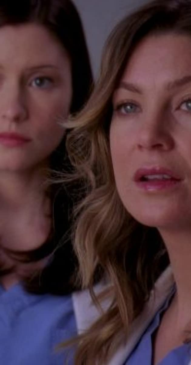 Greys Anatomy No Good At Saying Sorry One More Chance Tv