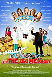 Let the Game Begin(2010) Poster - Movie Forum, Cast, Reviews