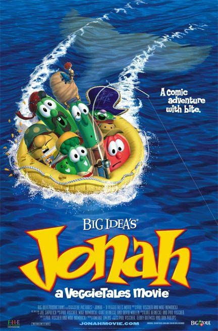 Jonah: A VeggieTales Movie (2002) Hindi Dubbed