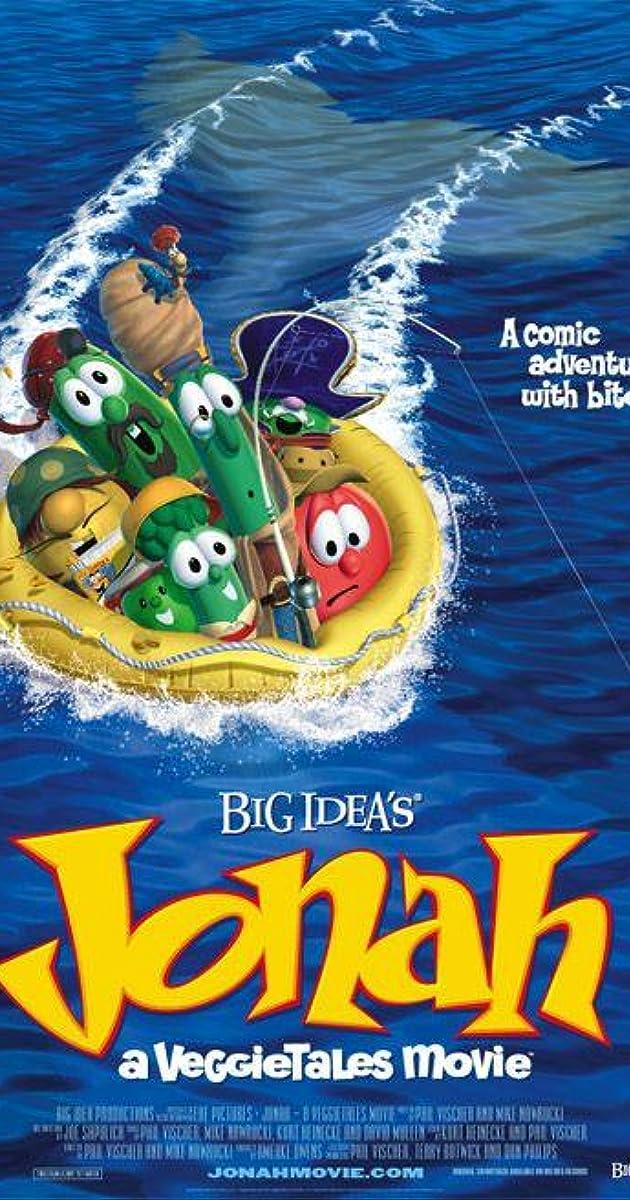 Jonah: A VeggieTales Movie (2002) Subtitles