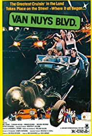 Van Nuys Blvd. (1979) Poster - Movie Forum, Cast, Reviews