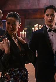 Alexandra Bokyun Chun, Michael Hsu Rosen, Brennan Clost, and Daniela Norman in Tiny Pretty Things (2020)