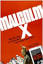 Malcolm X (1972) Poster - Movie Forum, Cast, Reviews