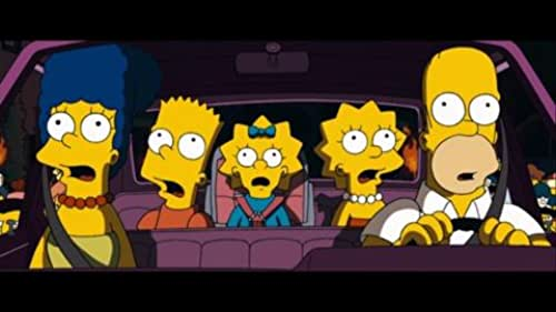 Trailer for The Simpsons Movie