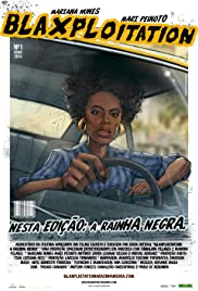 Blaxploitation: A Rainha Negra Poster