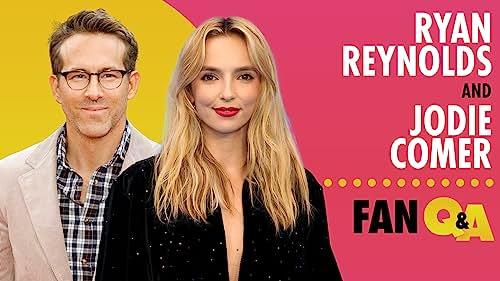 Ryan Reynolds and Jodie Comer Answer IMDb Fan Questions