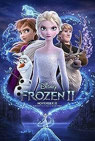 Kristen Bell, Idina Menzel, Josh Gad, and Jonathan Groff in Frozen II (2019)