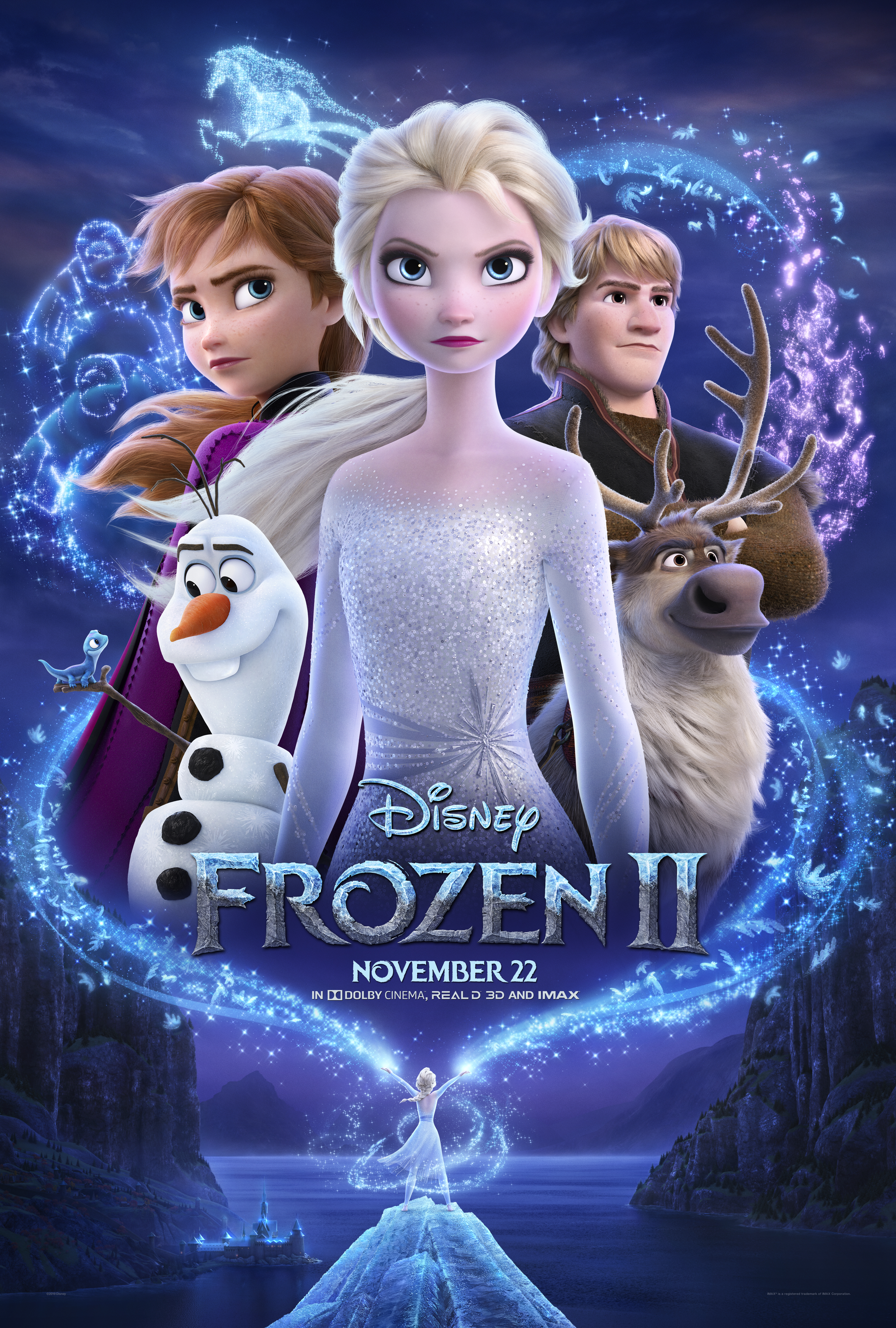 [PG] Frozen II (2019) English WEB-DL - 480P | 720P - x264 - 400MB | 1GB - Download & Watch Online With Subtitle Movie Poster - mlsbd