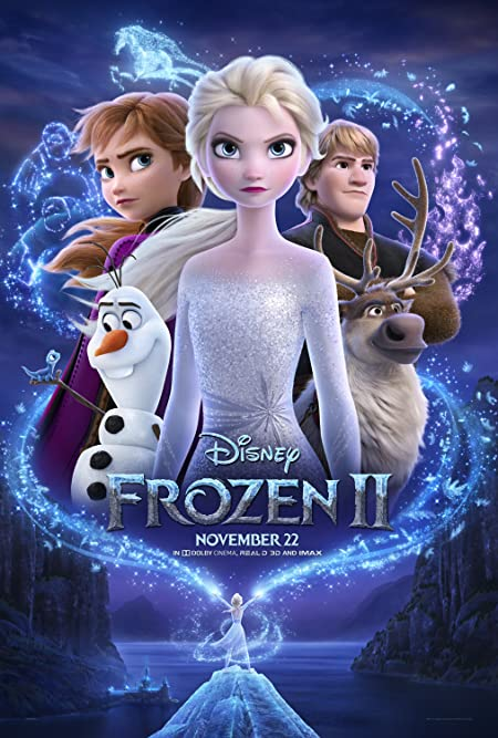 [PG] Frozen II (2019) Dual Audio Blu-Ray - 480P | 720P - x264 - 300MB | 900MB - Download & Watch Online  Movie Poster - mlsbd