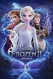 Frozen II (2019) Hindi Dubbed