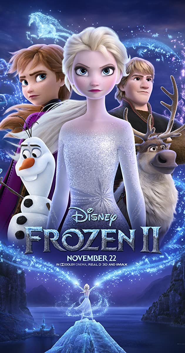 Frozen II (2019) [2160p] [4K] [BluRay] [5.1] [YTS.MX]