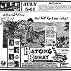 Paraluman, Leopoldo Salcedo, and Jesus Caballero in Batong Buhay (sa Sentral Lusan) (1950)