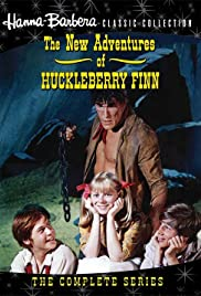 The New Adventures of Huckleberry Finn Poster