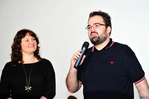 Jessica Zeylmaker and Robin de Jong