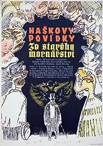 Movie dvd free download Haskovy povidky ze stareho mocnarstvi Czechoslovakia [480x272]