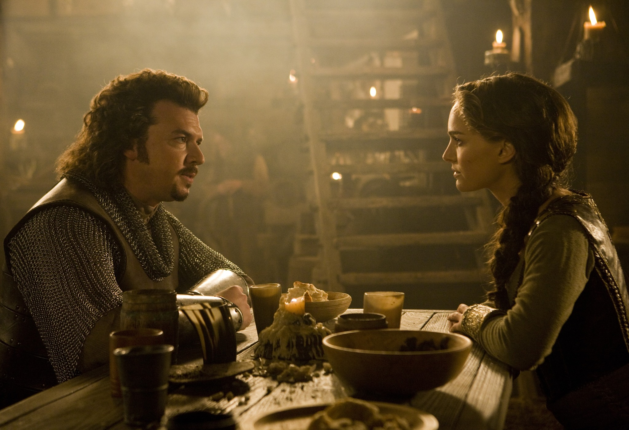 Natalie Portman and Danny McBride in Your Highness (2011)