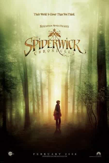 The Spiderwick Chronicles (2008) Hindi Dubbed