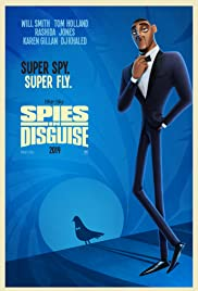Watch Spies in Disguise (2019) Online Full Movie Free