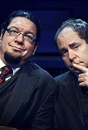 Penn & Teller: Fool Us Poster - TV Show Forum, Cast, Reviews