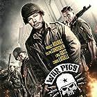 Dolph Lundgren, Mickey Rourke, Luke Goss, and Chuck Liddell in War Pigs (2015)