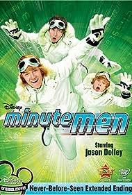 Luke Benward, Nicholas Braun, and Jason Dolley in Minutemen (2008)