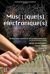 Primary photo for Musique(s) électronique(s)