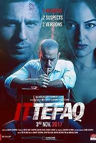 Akshaye Khanna, Sidharth Malhotra, and Sonakshi Sinha in Ittefaq (2017)