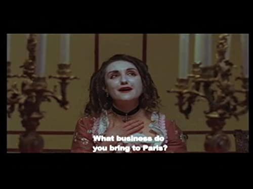 UN GENTILHOMME A PARIS