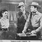Buddy Ebsen, Rex Allen, and Mary Ellen Kay in Thunder in God's Country (1951)