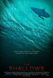 Film Instinct de survie - The Shallows Streaming Complet - Nancy surfe en solitaire sur une plage isolée lorsquelle est attaquée par un grand requin...