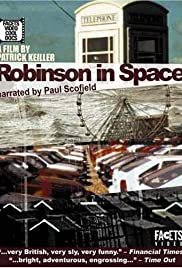 Robinson in Space Poster