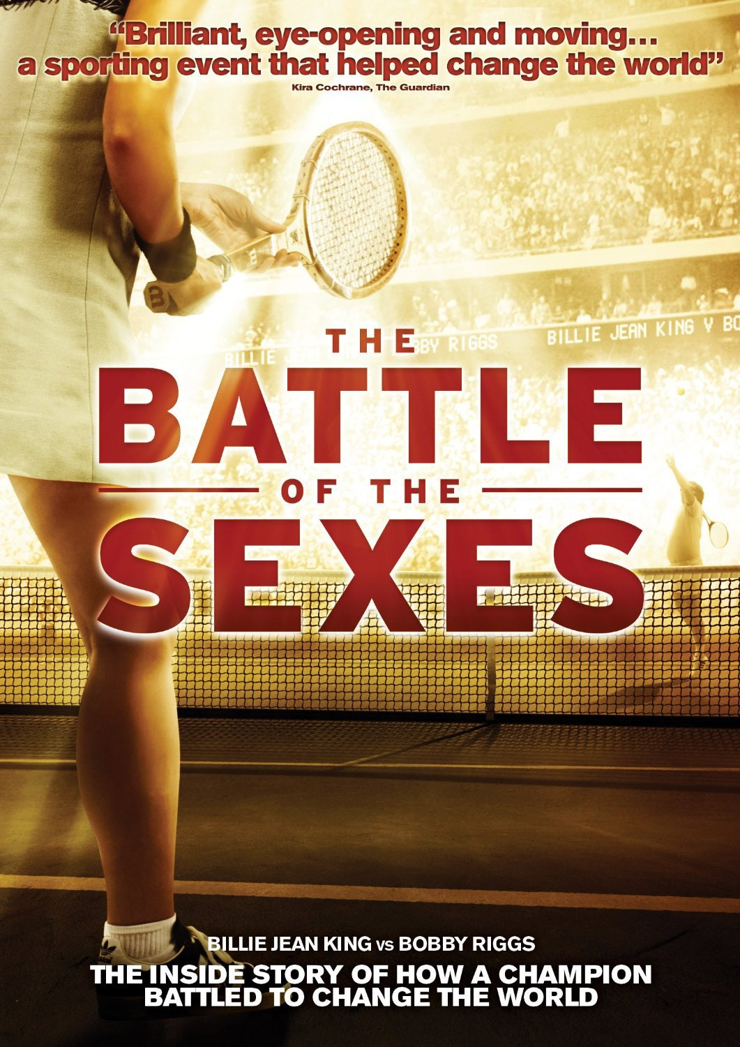 The battle of sexes movie