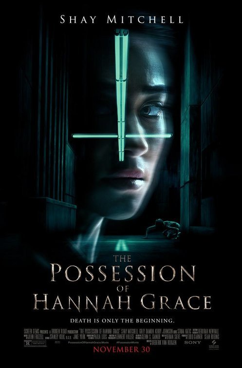 The Possession of Hannah Grace (2018) English 720p HDCAM-Rip 264 600MB