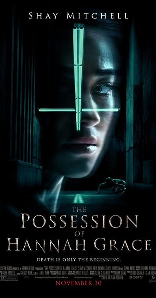 Hanos Greis egzorcizmas / The Possession of Hannah Grace (2018)