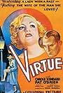 Carole Lombard and Pat O'Brien in Virtue (1932)