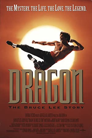Dragon: The Bruce Lee Story Poster Image