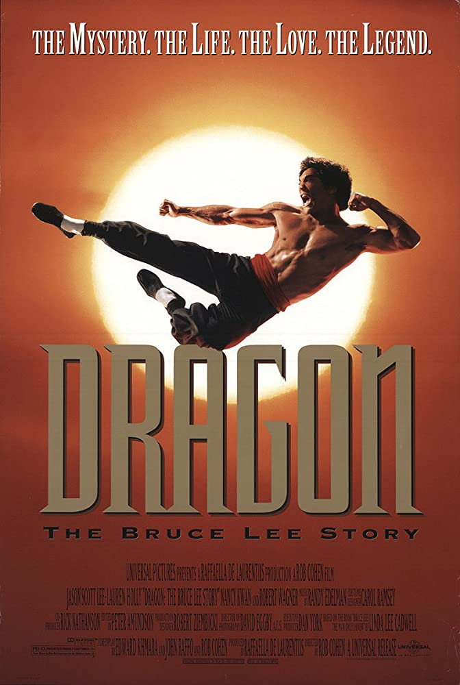 Dragon: The Bruce Lee Story download