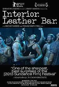 Val Lauren in Interior. Leather Bar. (2013)