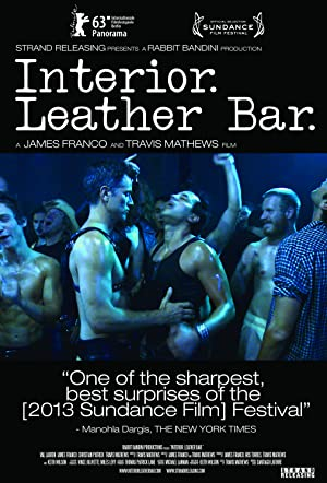 Interior. Leather Bar. film Poster