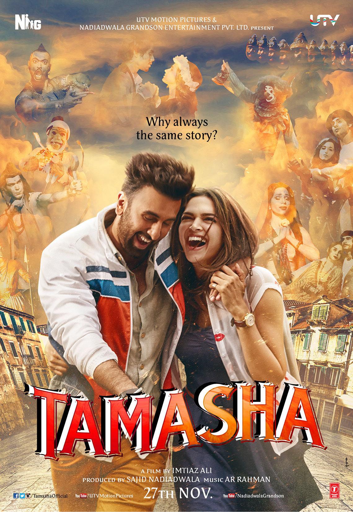 Tamasha 2015 Imdb
