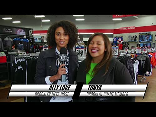 Tonya Canady's Modell's Makeover with the Brooklyn Nets
